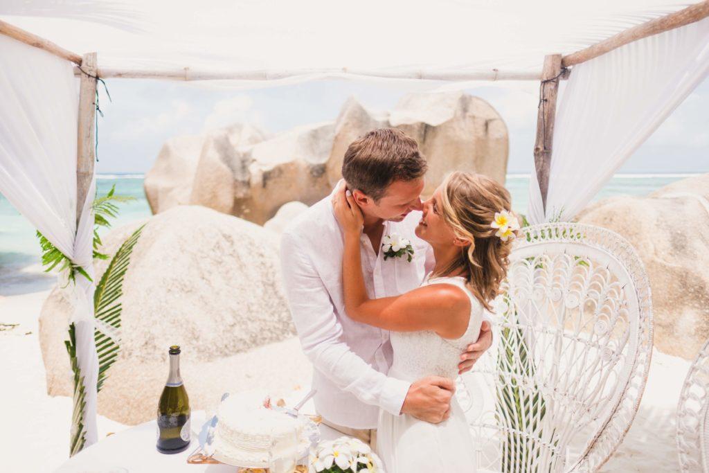 Heiraten im Ausland Hochzeit auf den Seychellen