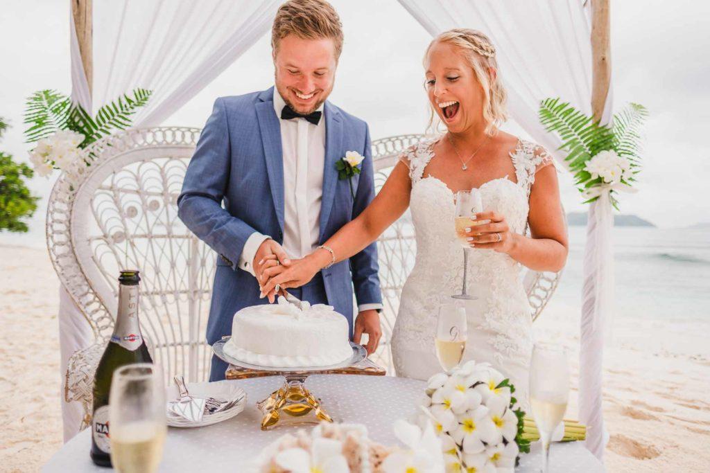 Heiraten im Ausland auf den Seychellen